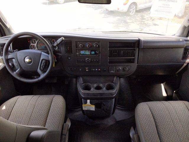 2020 Chevrolet Express 3500 4x2, Knapheide KUV Service Utility Van #L1209730 - photo 13