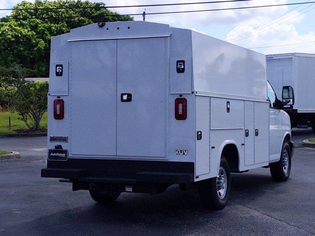 2020 Chevrolet Express 3500 4x2, Knapheide KUV Service Utility Van #L1209730 - photo 4