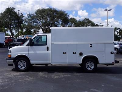 2020 Chevrolet Express 3500 4x2, Knapheide KUV Service Utility Van #L1209730 - photo 6