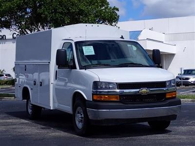 2020 Chevrolet Express 3500 4x2, Knapheide KUV Service Utility Van #L1209730 - photo 7