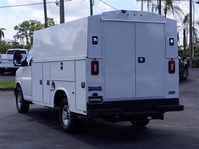2020 Chevrolet Express 3500 4x2, Knapheide KUV Service Utility Van #L1209730 - photo 2