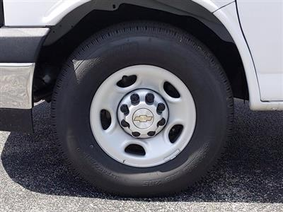 2020 Chevrolet Express 3500 4x2, Knapheide KUV Service Utility Van #L1209730 - photo 9