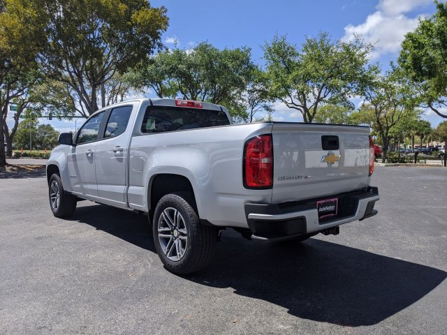 2020 Colorado Crew Cab 4x2, Pickup #L1209798 - photo 1