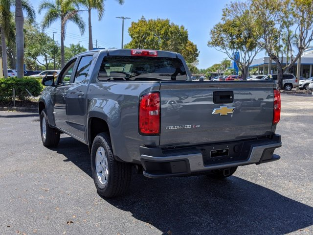 2020 Colorado Crew Cab 4x2, Pickup #L1218342 - photo 1