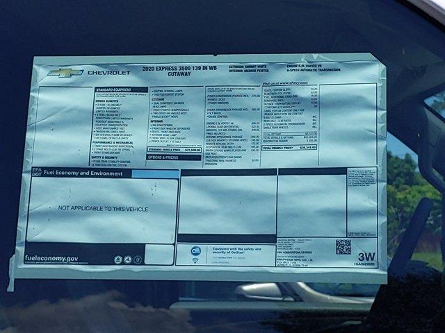2020 Chevrolet Express 3500 4x2, Knapheide KUV Service Utility Van #L1219532 - photo 16