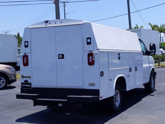 2020 Chevrolet Express 3500 4x2, Knapheide KUV Service Utility Van #L1219532 - photo 4