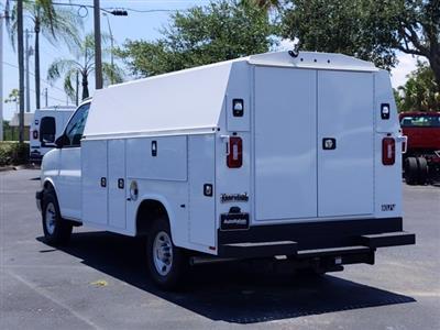 2020 Chevrolet Express 3500 4x2, Knapheide KUV Service Utility Van #L1219532 - photo 2
