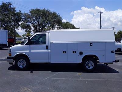 2020 Chevrolet Express 3500 4x2, Knapheide KUV Service Utility Van #L1219532 - photo 6