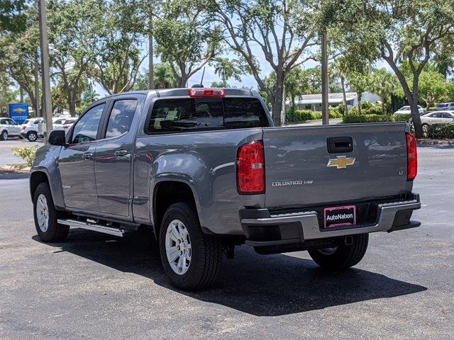 2020 Chevrolet Colorado Crew Cab 4x2, Pickup #L1234560 - photo 1