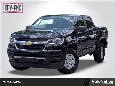 2020 Chevrolet Colorado Crew Cab 4x2, Pickup #L1238902 - photo 1