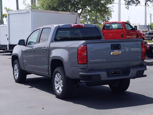 2020 Chevrolet Colorado Crew Cab 4x2, Pickup #L1239144 - photo 2