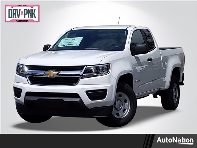 2020 Chevrolet Colorado Extended Cab 4x2, Pickup #L1246562 - photo 1