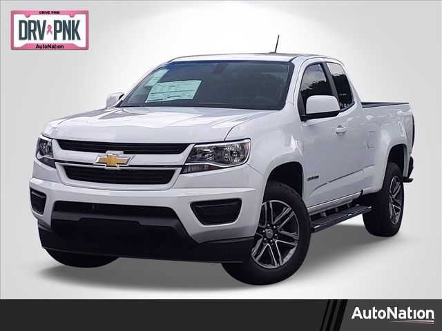 2020 Chevrolet Colorado Extended Cab 4x2, Pickup #L1248934 - photo 1