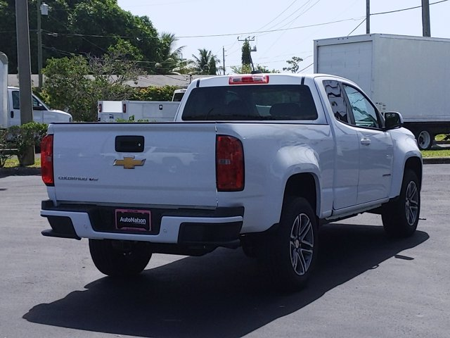 2020 Chevrolet Colorado Extended Cab 4x2, Pickup #L1248948 - photo 4