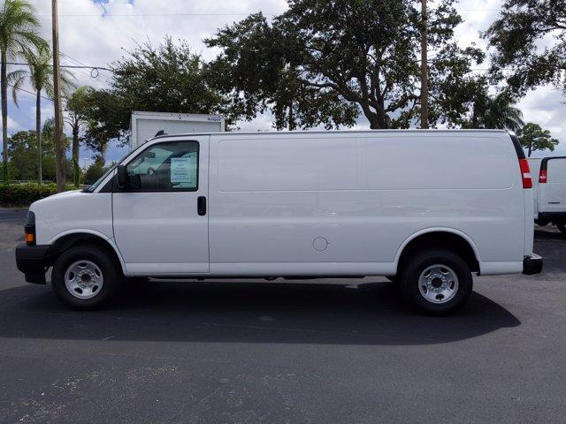2020 Chevrolet Express 2500 4x2, Upfitted Cargo Van #L1265534 - photo 8