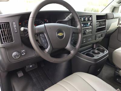 2020 Chevrolet Express 2500 4x2, Upfitted Cargo Van #L1265534 - photo 6