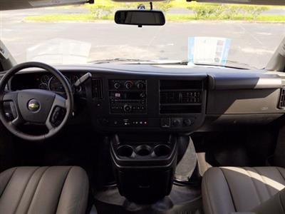 2020 Chevrolet Express 2500 4x2, Upfitted Cargo Van #L1265534 - photo 4