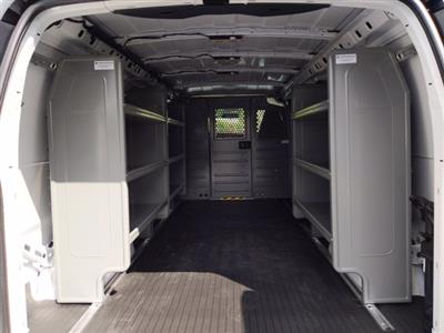 2020 Chevrolet Express 2500 4x2, Upfitted Cargo Van #L1265534 - photo 2