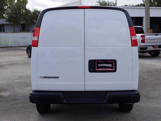 2020 Chevrolet Express 2500 4x2, Upfitted Cargo Van #L1268908 - photo 11