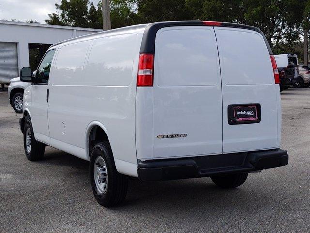 2020 Chevrolet Express 2500 4x2, Upfitted Cargo Van #L1268908 - photo 12