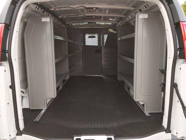 2020 Chevrolet Express 2500 4x2, Upfitted Cargo Van #L1268908 - photo 2