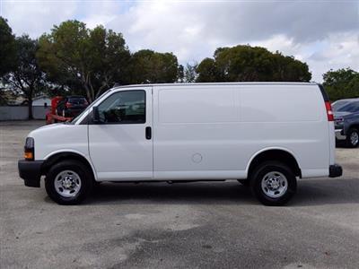 2020 Chevrolet Express 2500 4x2, Upfitted Cargo Van #L1268908 - photo 9