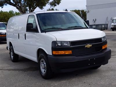 2020 Chevrolet Express 2500 4x2, Upfitted Cargo Van #L1268908 - photo 10