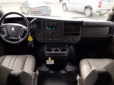 2020 Chevrolet Express 2500 4x2, Upfitted Cargo Van #L1268908 - photo 3