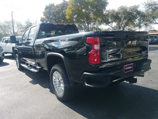 2020 Silverado 2500 Crew Cab 4x4, Pickup #LF176909 - photo 1