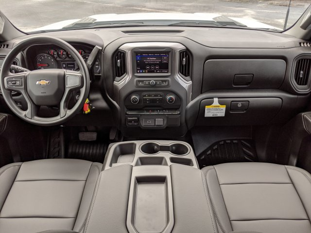 2020 Chevrolet Silverado 2500 Crew Cab 4x2, Knapheide Service Body #LF197775 - photo 3