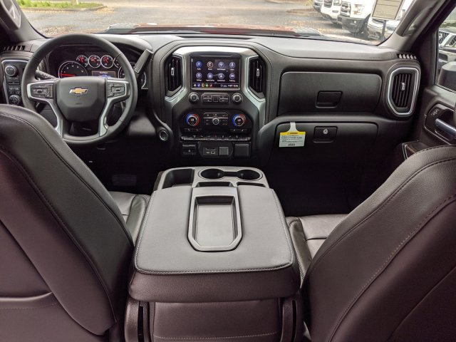 2020 Silverado 2500 Crew Cab 4x4, Pickup #LF215894 - photo 3