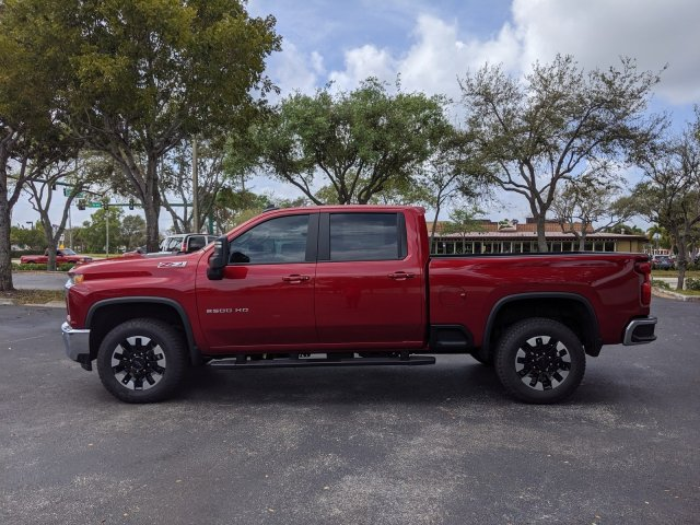 2020 Silverado 2500 Crew Cab 4x4, Pickup #LF215894 - photo 11