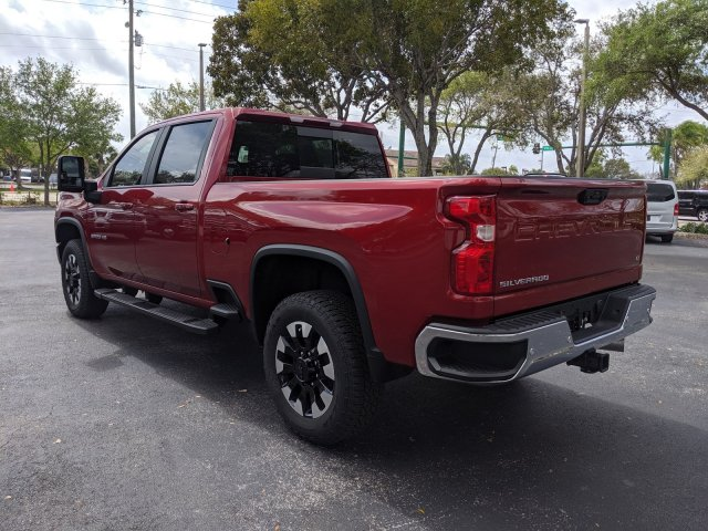 2020 Silverado 2500 Crew Cab 4x4, Pickup #LF215894 - photo 1