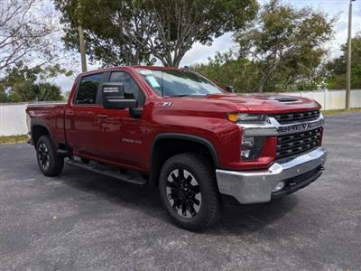 2020 Silverado 2500 Crew Cab 4x4, Pickup #LF215894 - photo 12
