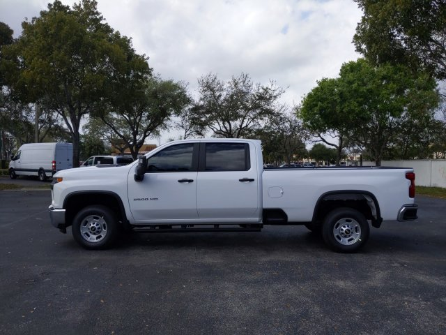 2020 Silverado 2500 Crew Cab 4x2, Pickup #LF218113 - photo 10
