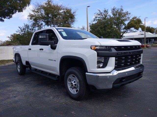 2020 Silverado 2500 Crew Cab 4x2, Pickup #LF218113 - photo 12