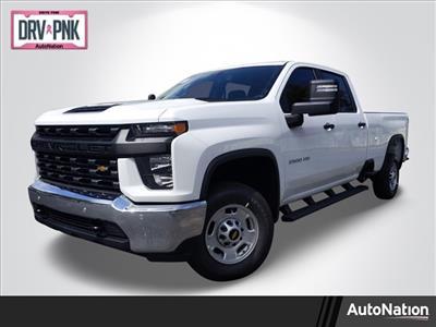 2020 Silverado 2500 Crew Cab 4x2, Pickup #LF218113 - photo 1