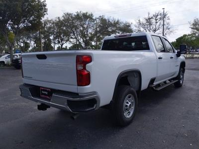 2020 Silverado 2500 Crew Cab 4x2, Pickup #LF218113 - photo 4