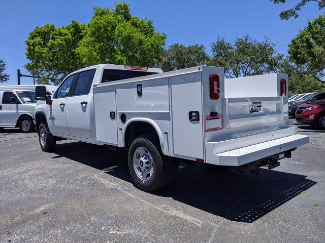 2020 Chevrolet Silverado 2500 Crew Cab 4x2, Knapheide Service Body #LF234479 - photo 1