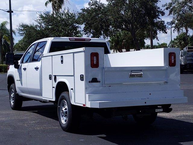 2020 Chevrolet Silverado 2500 Crew Cab 4x2, Knapheide Service Body #LF234539 - photo 1