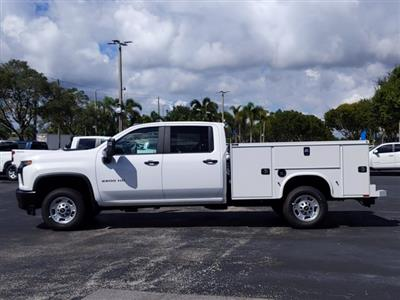 2020 Silverado 2500 Crew Cab 4x2, Knapheide Steel Service Body #LF234539 - photo 10
