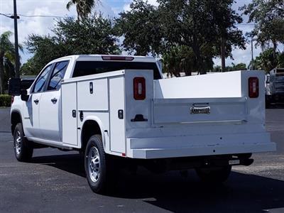 2020 Chevrolet Silverado 2500 Crew Cab 4x2, Knapheide Steel Service Body #LF234539 - photo 2