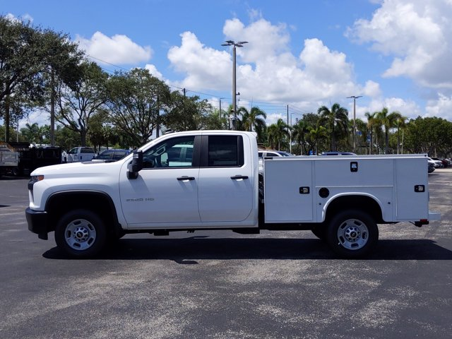 2020 Chevrolet Silverado 2500 Double Cab 4x2, Knapheide Steel Service Body #LF237147 - photo 5
