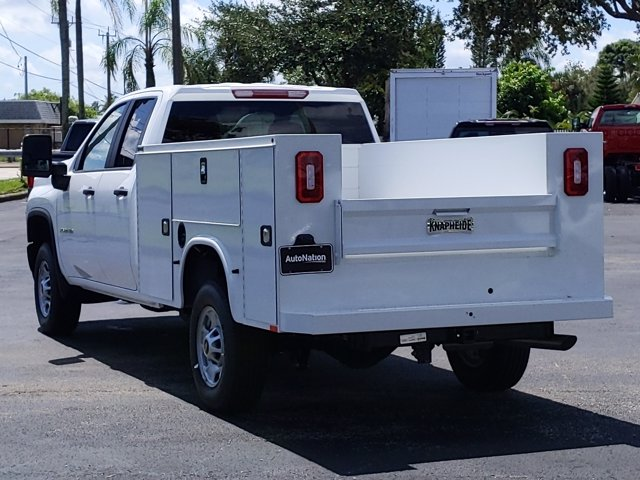 2020 Chevrolet Silverado 2500 Double Cab 4x2, Knapheide Steel Service Body #LF237147 - photo 2