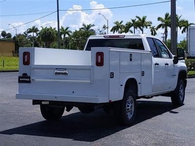 2020 Chevrolet Silverado 2500 Double Cab 4x2, Knapheide Steel Service Body #LF237147 - photo 4