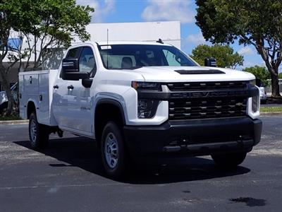 2020 Chevrolet Silverado 2500 Double Cab 4x2, Knapheide Steel Service Body #LF237147 - photo 7