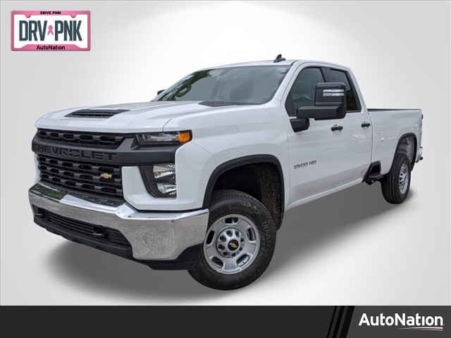 2020 Silverado 2500 Double Cab 4x2, Pickup #LF250728 - photo 1