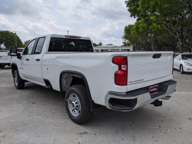 2020 Silverado 2500 Double Cab 4x2, Pickup #LF250728 - photo 2
