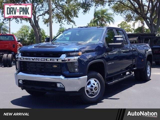 2020 Chevrolet Silverado 3500 Crew Cab 4x4, Pickup #LF271241 - photo 1