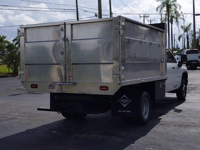 2020 Chevrolet Silverado 3500 Crew Cab DRW 4x2, Landscape Dump #LF331637 - photo 1